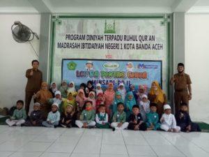 Min 1 Banda Aceh Gelar Lomba Pentas Ceria Madrasah Ibtidaiyah Negeri 1 Banda Aceh